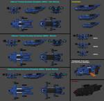Alliance Tactical Gunship/Dropship A64