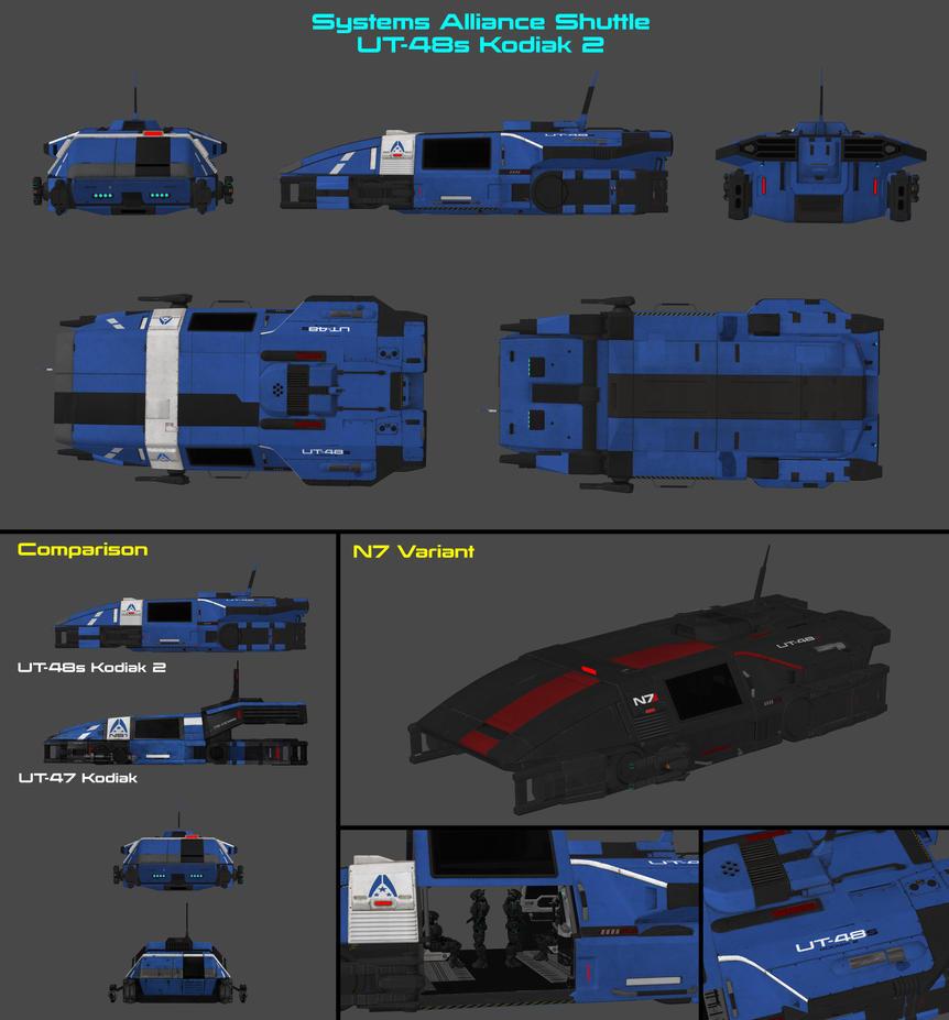 System Alliance UT-48s Kodiak 2 by nach77