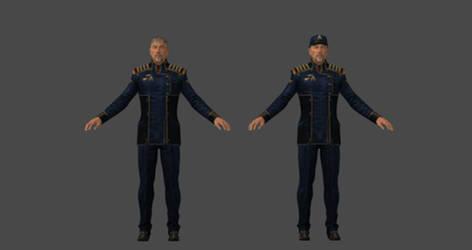 Admiral Hackett by nach77