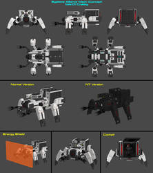 Systems Alliance MA-01 Crabby by nach77