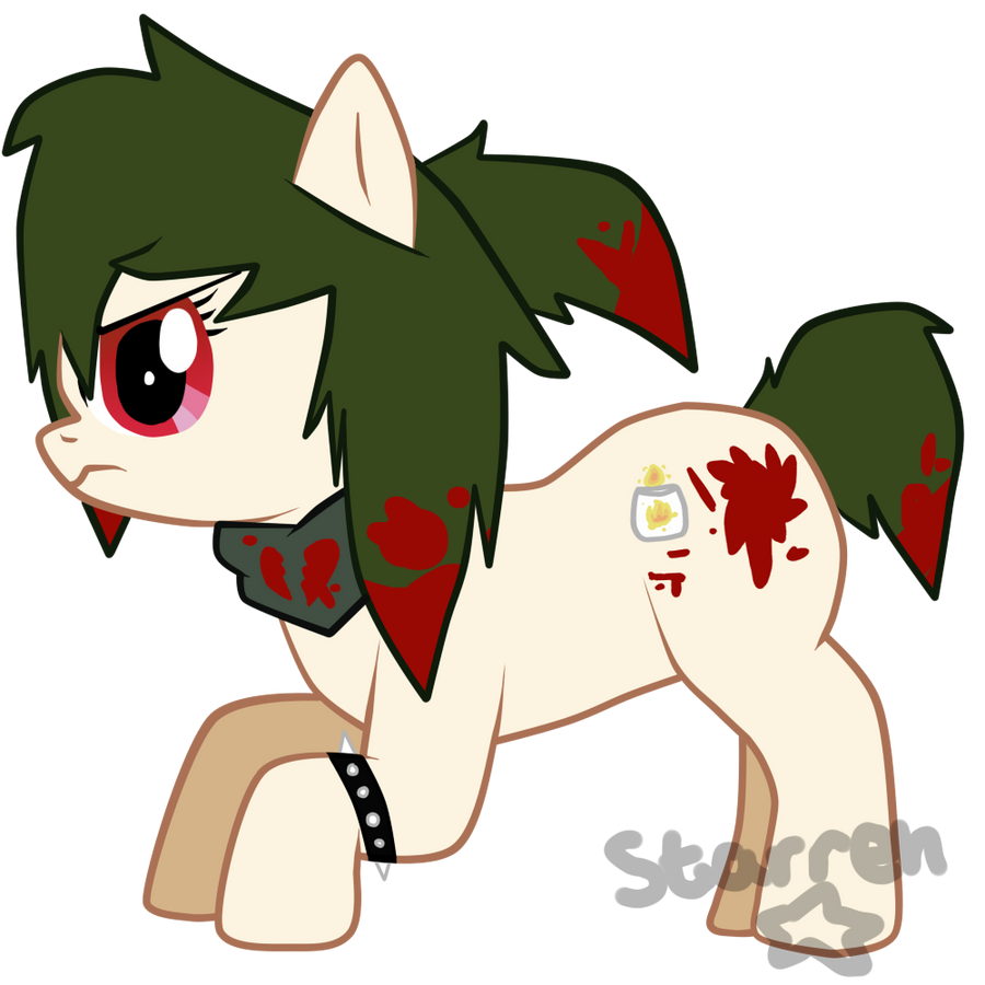I'll Spend my Life TEARING YOU APART. .:PONYSONA:. by Millennium-Star