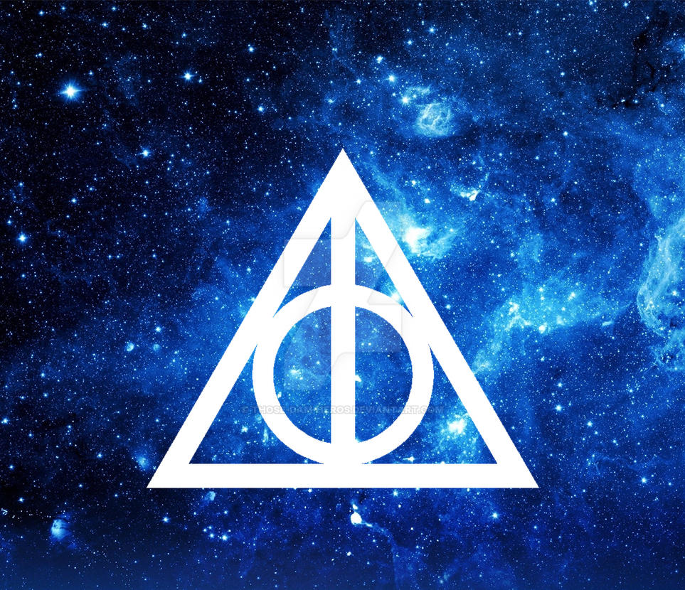 Most Inspiring Wallpaper Harry Potter Triangle - deathly_hallows_with_blue_galaxy_background_by_those_dam_heros-daqfqr2  Gallery_648244.jpg