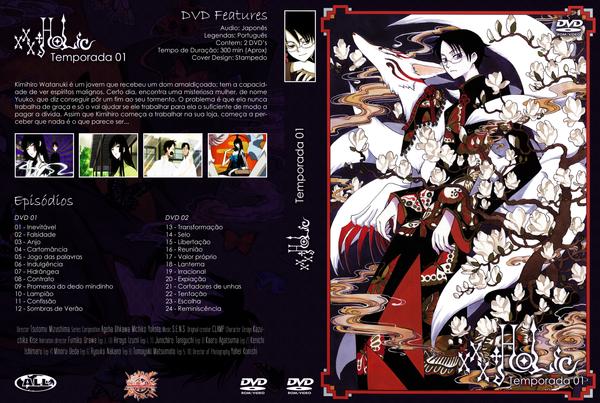 Xxx Holic Dvd 5