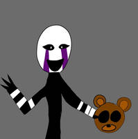 The puppet/marionette by PaintedGems