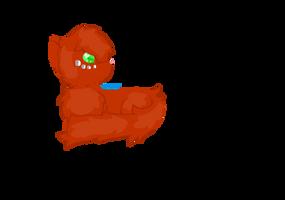 Bad lineless version on SquirrelFlight by PaintedGems