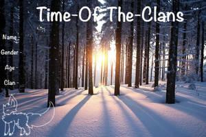 Winterclan App - by PaintedGems