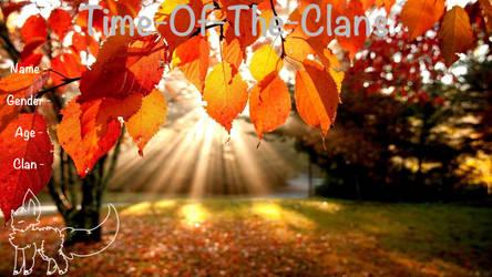 Autumnclan App - by PaintedGems
