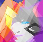 Geometric Cinderwhisker