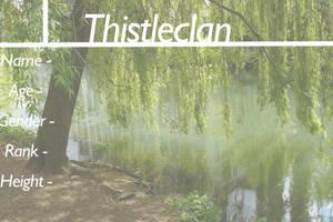 Thistleclan Application