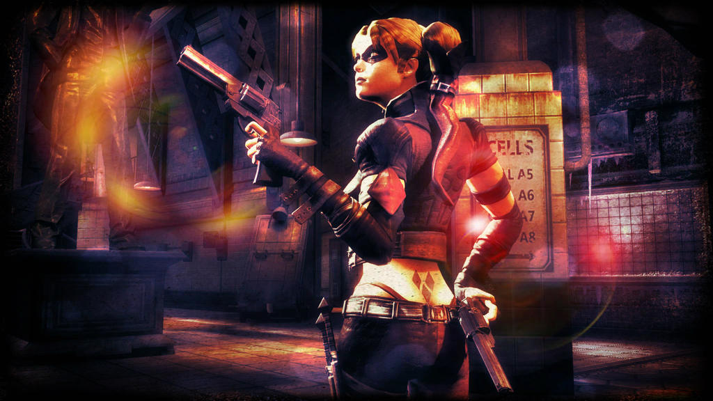 Injustice gods among us harley quinn wallpaper by injustice gods among us harley quinn wallpaper by theheartless01 voltagebd Images