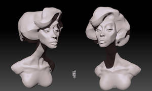 More Zbrush Sketches