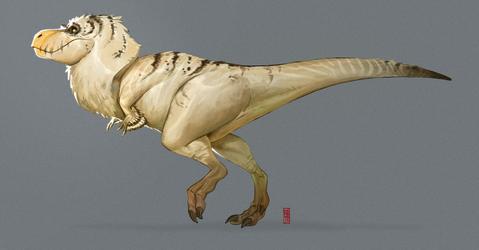 White T-Rex