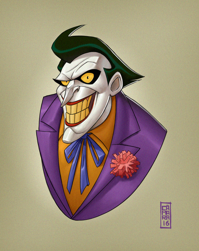 The Joker by CamaraSketch on DeviantArt