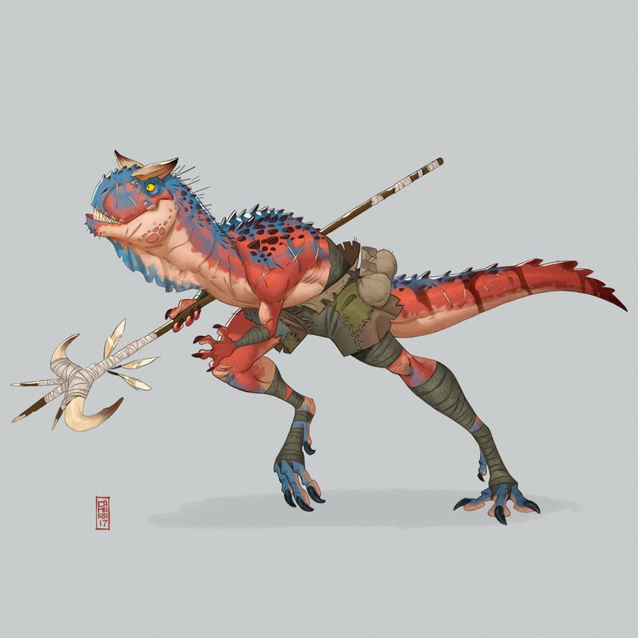 Carnotaurus By Camarasketch On Deviantart