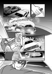 Here in the West: CH 01|Ep 01|Roulette Race PG08 by Rice-Lily