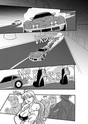 Here in the West: CH 01|Ep 01|Roulette Race PG10 by Rice-Lily