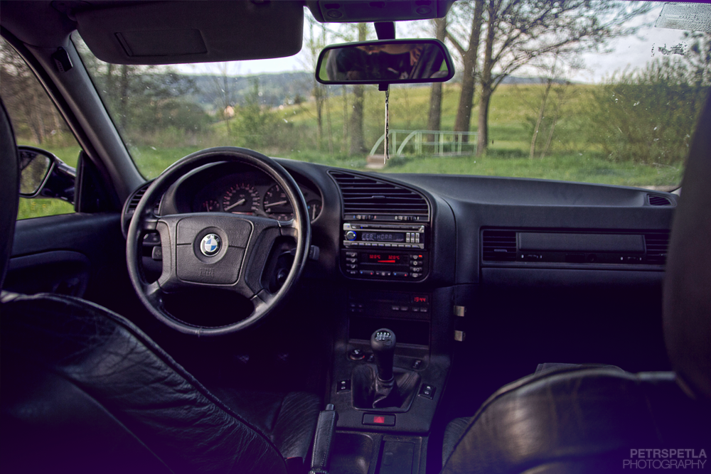 Bmw E36 Interior Black By Dwxak On Deviantart