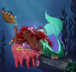 Ariel LiveAction by Wiccatwolf