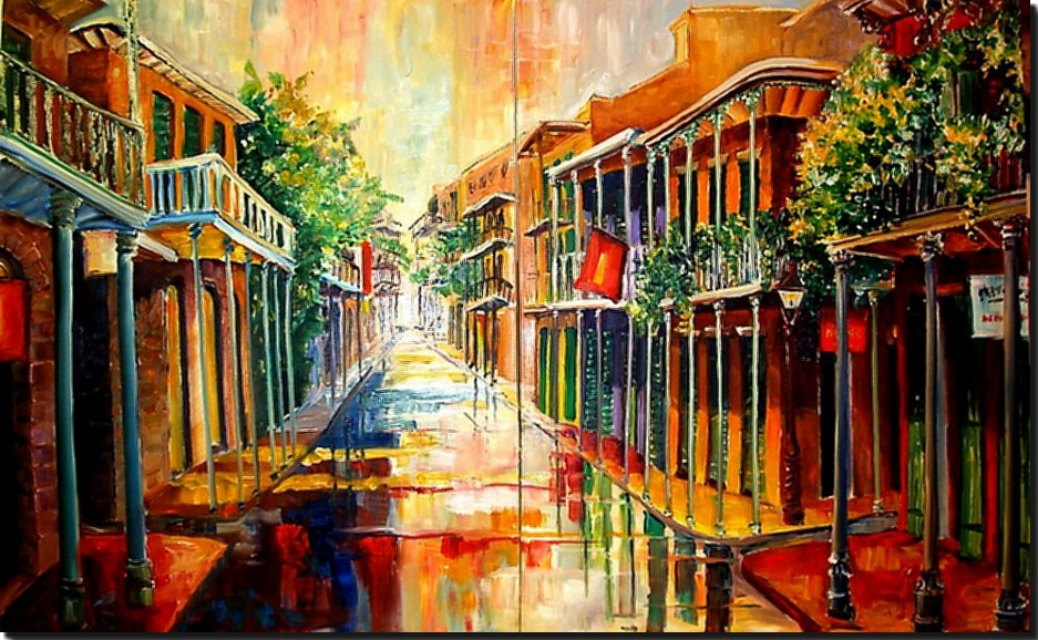 Paintings For: New Orleans Artists Paintings