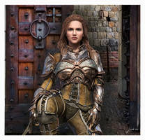 JOAN OF ARC by 12CArt
