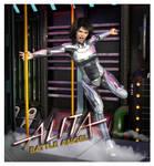 Alita Battle Angel Scene DAZ3D