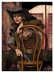Zelara The Bounty Hunter