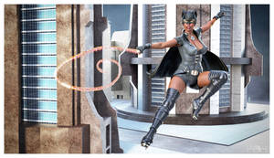 Catwoman Character Version 2.0