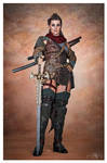 Freja The Knoble Warrior V2