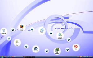Altimit Mine OS Desktop