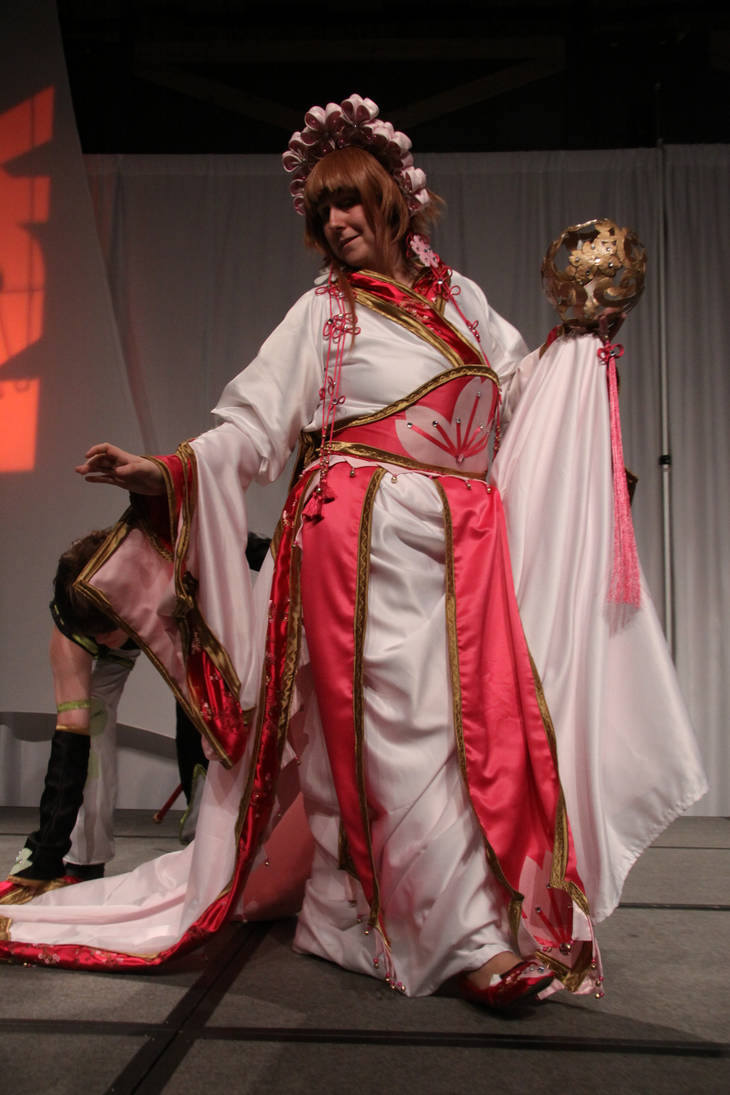 NDK Competition 2013 Group - Sakurahime by trinityrenee