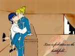 Love is forbidden... by trinityrenee