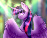 Majestical Princess - Collab With CyanElwi