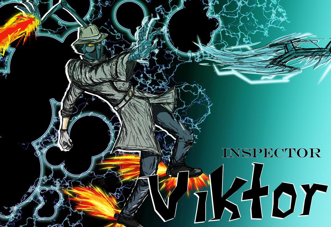 Inspector Viktor! by DumBaSS1337