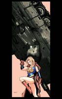 Supergirl by Sparta777