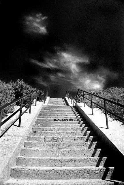 Stairs To Heaven by vahid-naziri