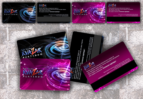 night club card design by Manjuna on DeviantArt