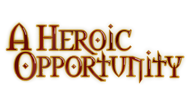 A Heroic Opportunity logo