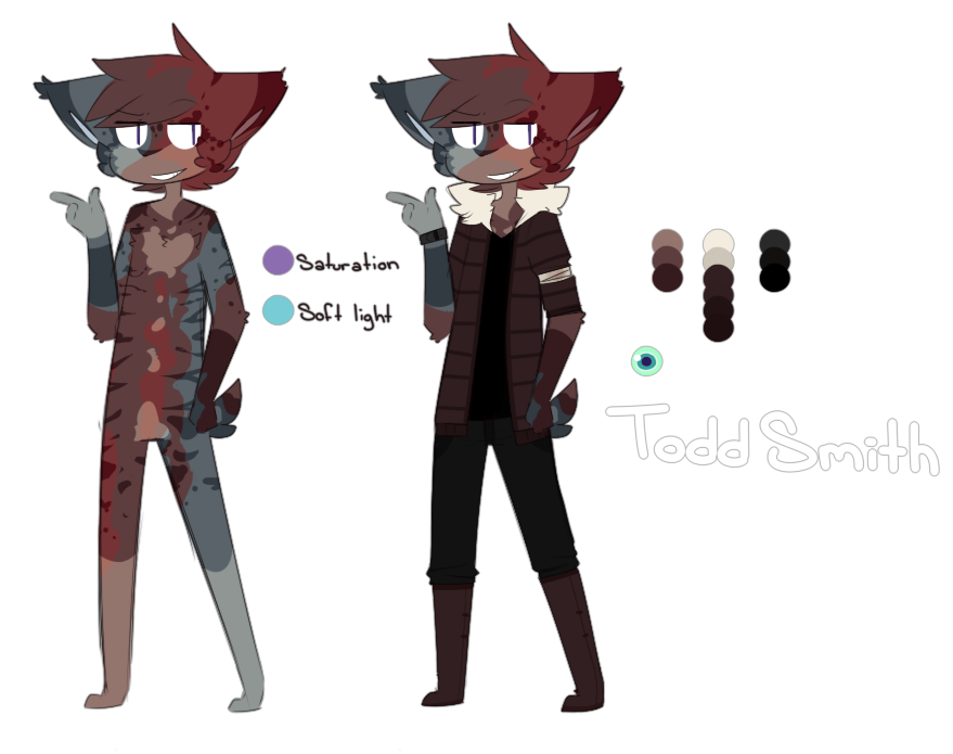 Todd Smith by sylveonprince