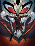Spider-Man Noir: The curse of power by batcom12345