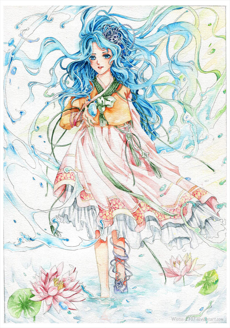 Aqua's Magical by Wlotus-2307