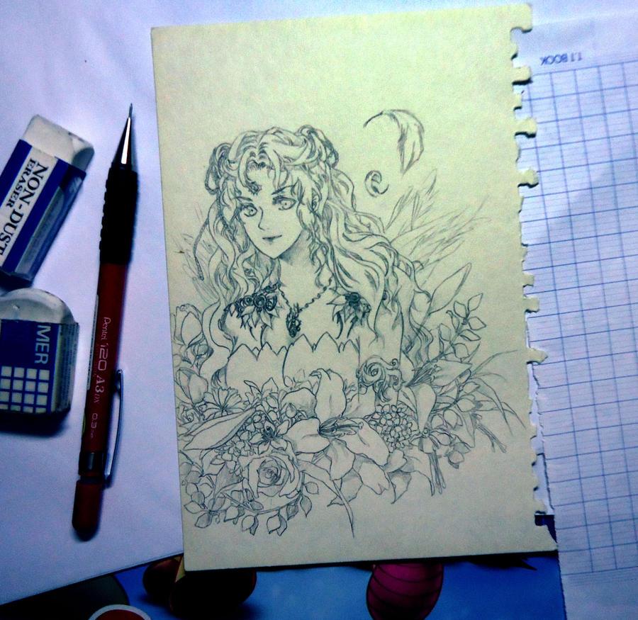 Flowers by Wlotus-2307