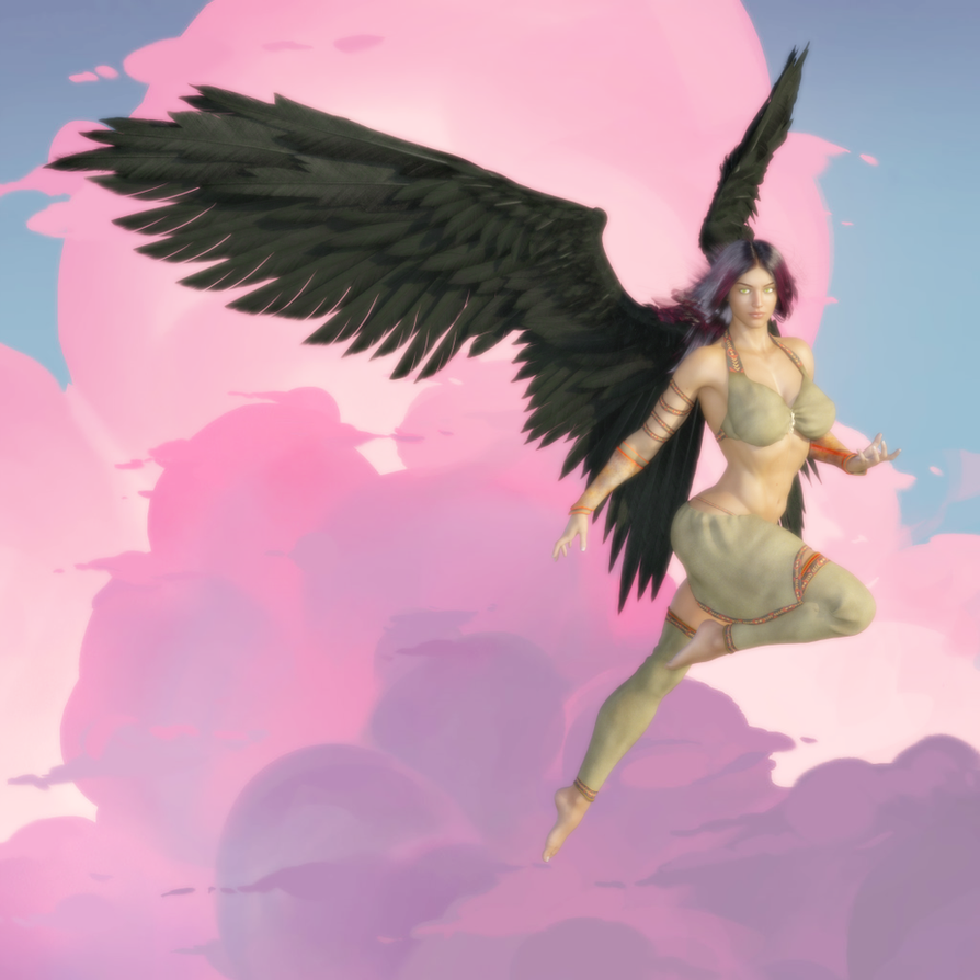 Angel? by siocan