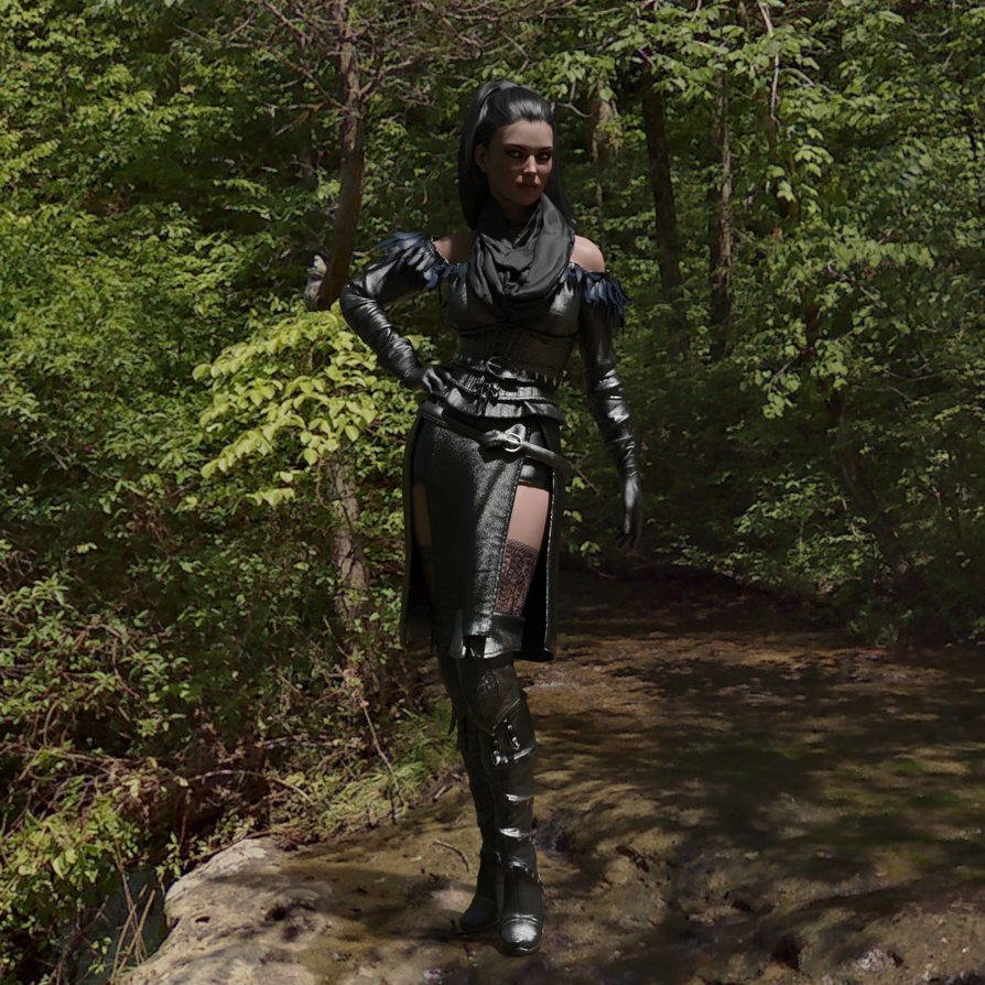Yennefer G3 HD 1 0 by siocan