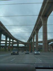 Dallas High-5 I-635 and US-75 by shishkabibble