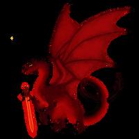 Naa'rok of k'or Dragonform1 01 by Naarok0fKor