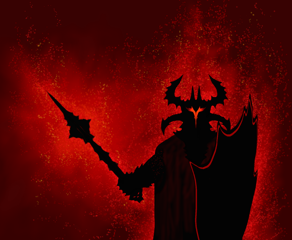Morgoth-Utumno by Naarok0fKor