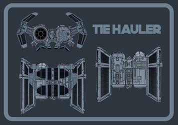 Tie Hauler by Naarok0fKor