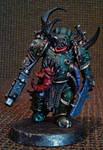Nurgle Death guard plague marine 1