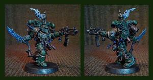 Nurgle Death guard plague marine 3