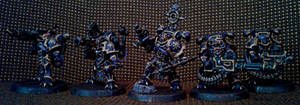 Black legion Havocs
